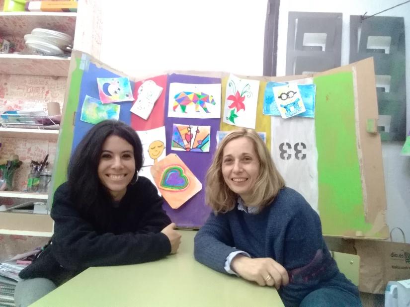 Equipo Espiral del CEIP San Benito. Programa Extraescolares.
